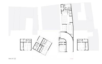 Grundriss ( Ebene 0 )