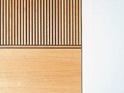 Sitzbank Detail